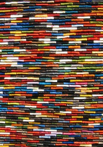 Filz_Teppich / Unsere Teppiche sind als Wandbehang ebenso wirkungsvoll wie auch als Fußbodenbelag.